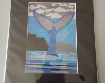 Blue Whale (PRINT)