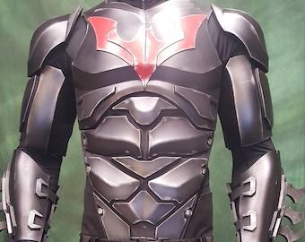 Batsuit Beyond v2 foam FULL armor TEMPLATES
