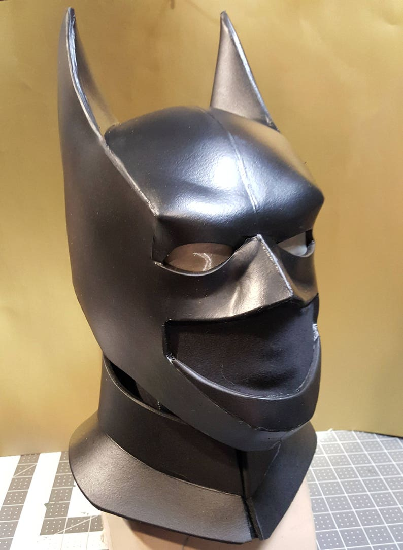 Batman Beyond Foam Helmet Templates image 0