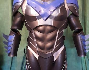 NightWlng complete foam armor TEMPLATES