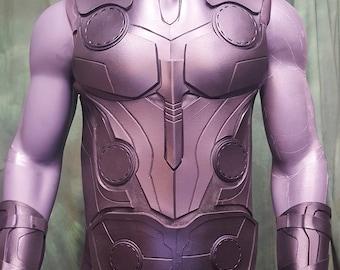 Thor Infinity War Vest TEMPLATES