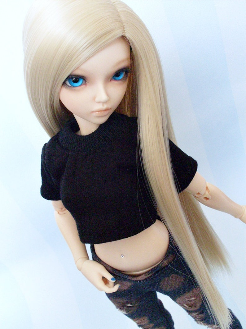 017e6fdf9ca SD Crop Top SD Bjd Clothes Bjd Doll Clothes Bjd Clothes