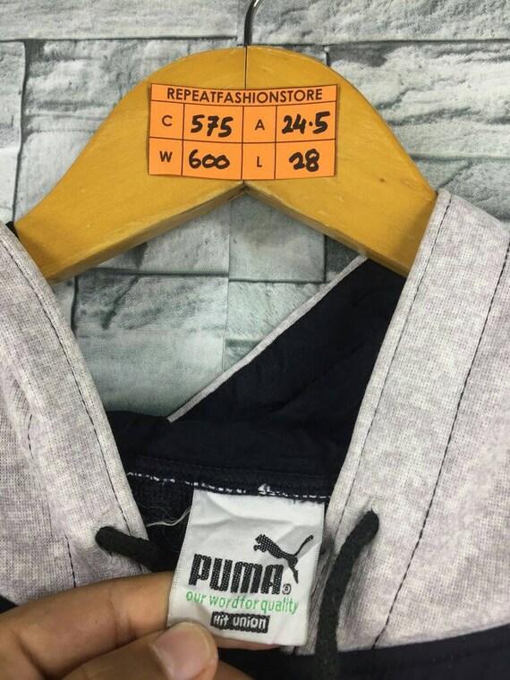 Hommesfemmes Des Xlarge 90 Capuche Sports À Années Puma Sweat Veste 0O6Yq