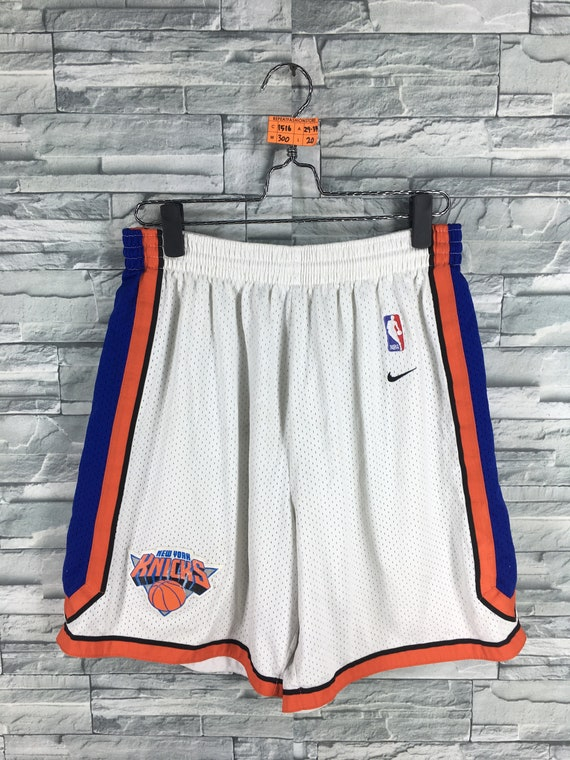 21e01ccd2d5 NIKE Short Pants New York Knicks Vintage Nike Pants Jersey 90s