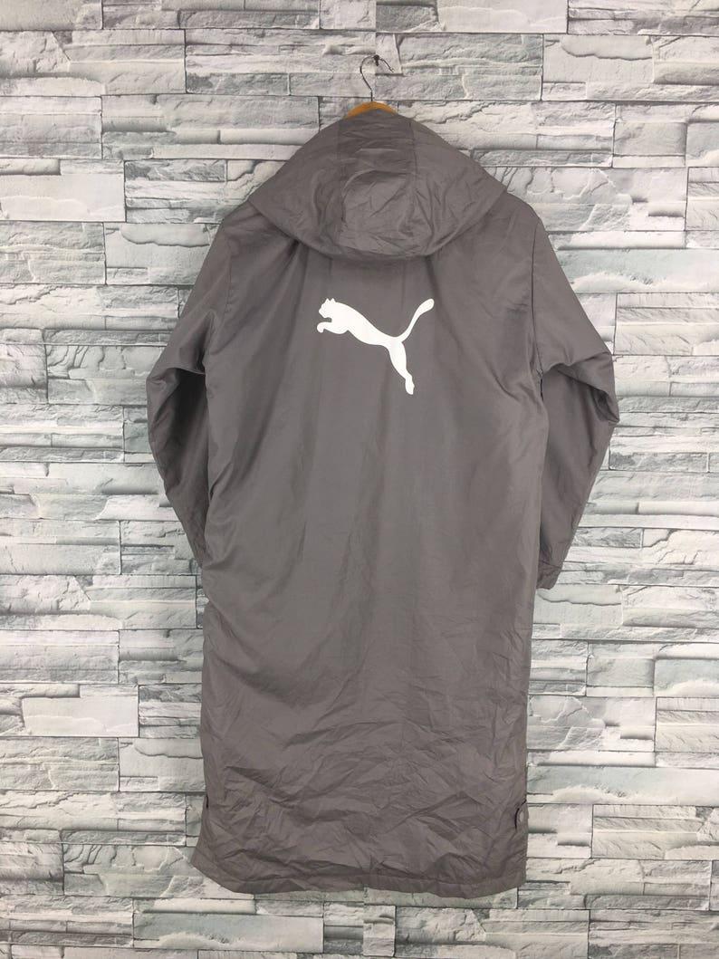 1c868369309f PUMA SPORTS Jacket Parka Medium Men Women 90 s Puma