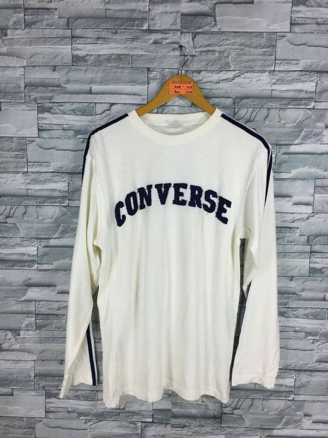 6ecaf0070ff0 CONVERSE All Star Sweatshirts Medium Skaters Streetwear