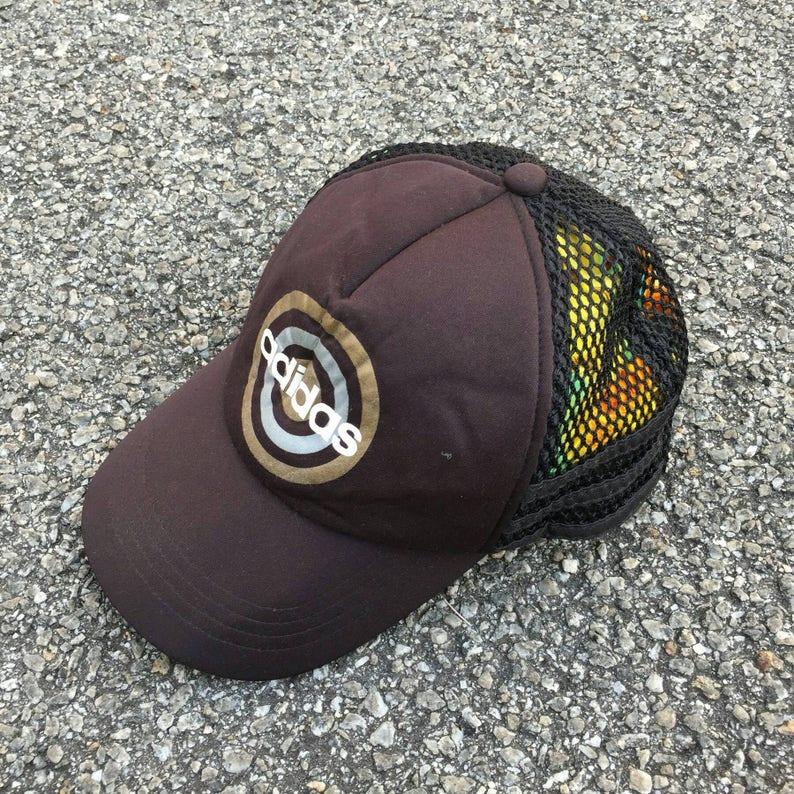 ADIDAS EQUIPMENT Cap Vintage 90 s Adidas Sportswear Cap  f911c085c3de