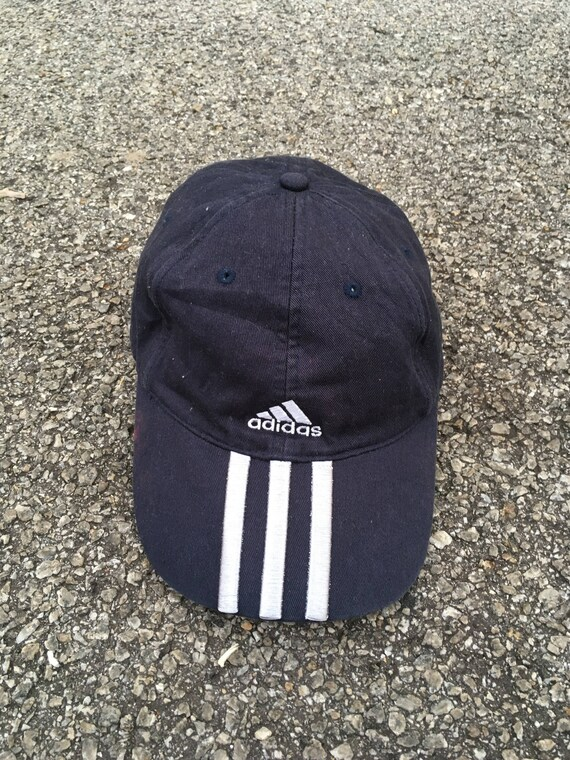 ADIDAS EQUIPMENT Baseball Cap Vintage 90 s Adidas  4d3990d2bd1