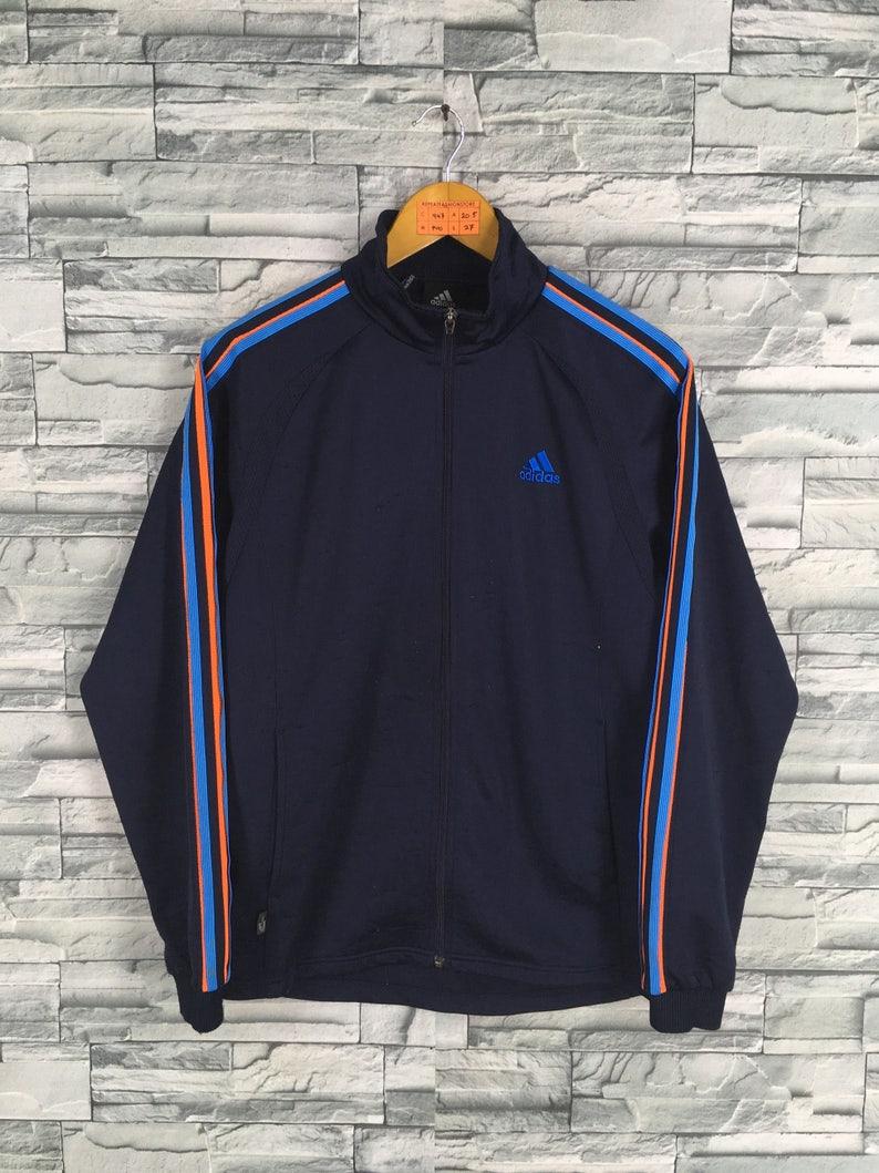 238f8cc11934 ADIDAS Jacket Windbreaker Mens Medium Vintage 90 s Adidas