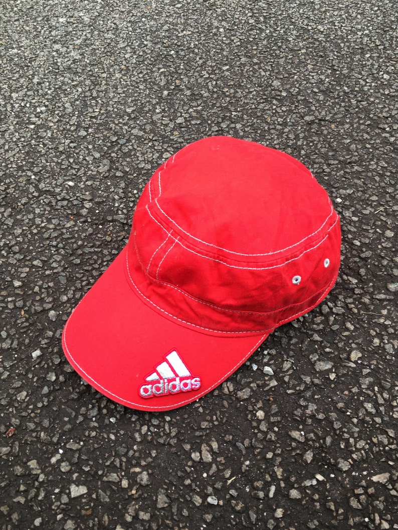 ADIDAS EQUIPMENT Cap Vintage 90 s Adidas Sportswear Cap  e2db7942c2b4