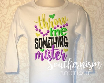 Girls Mardi Gras Shirt! Kids Mardi Gras Shirt! Monogram Mardi Gras Shirt! Fat Tuesday Shirt! Personalized Mardi Gras, Mardi Gras name