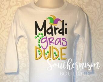 Mardi Gras Shirt! Boys Mardi Gras Shirt! Girls Mardi Gras Shirt! Fat Tuesday Shirt! Monogram Mardi Gras, Kids Mardi Gras, Baby Mardi Gras