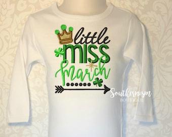 St. Patricks Day Shirt, Girls St. Patricks, St. Patty's, Clover Shirt, St. Patty's Day for girls, Baby's St. Patricks Day Shirt, Lucky Charm
