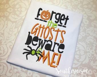 Halloween Shirt, Boys Fall Monogram, Personalized Halloween Shirt, Boys Halloween Shirt, Halloween Shirt, trick or treat shirt, pumpkin