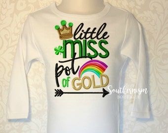 St. Patricks Day Shirt, Girls St. Patricks, St. Patty's, Clover Shirt, St. Patty's Day for girls, Baby's St. Patricks Day Shirt, Lucky Charm