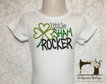 St Patricks Day Shirt! Boys St Patricks Day Shirt, Irish Shirt, Shamrocker, St Pattys Day Shirt, Boys Shirt, Babies first