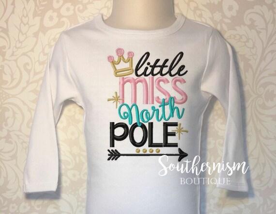 image 0 - Christmas Shirts For Girls