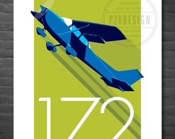 Cessna 172 | Etsy