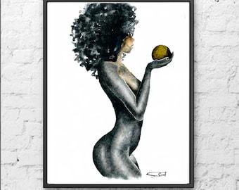 nude-kynya-african-art