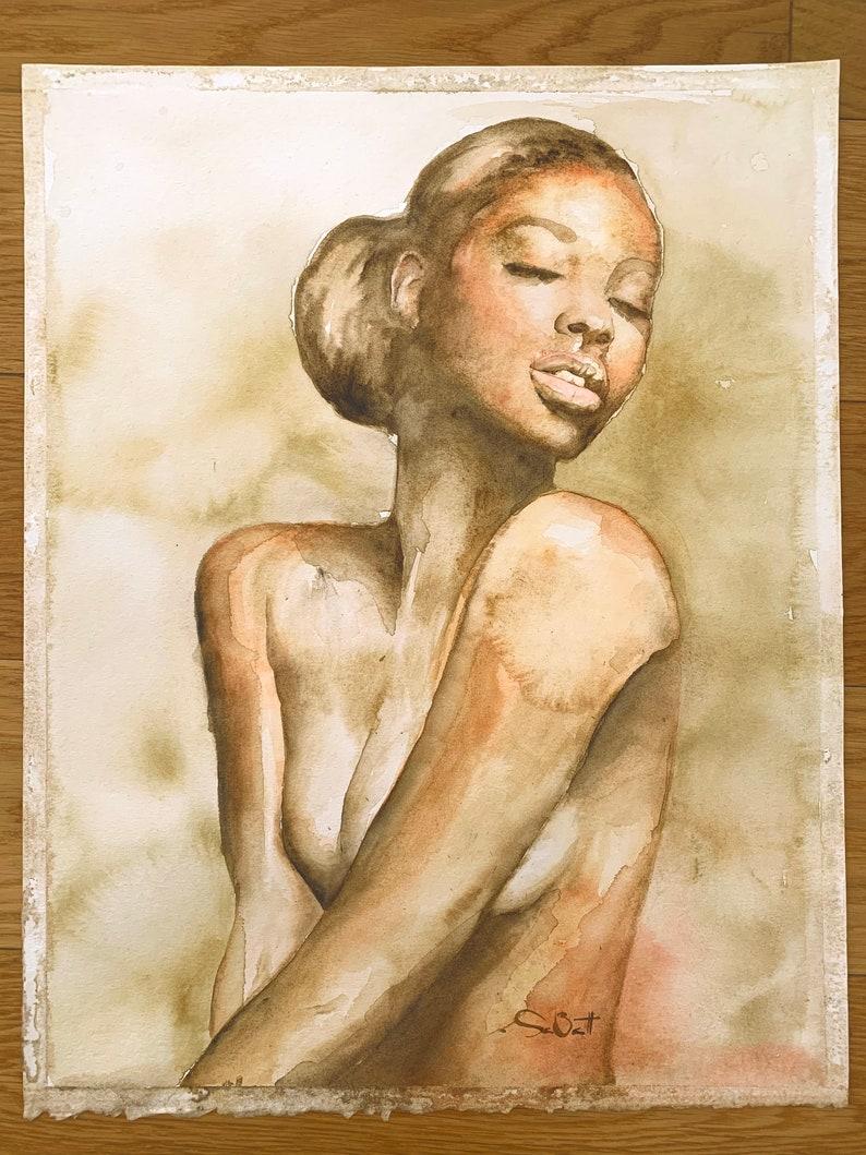 afrikanische nackte frauen