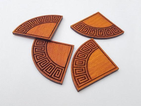 Decken Dekoration Holz Ecken Verzierungen Fur Etsy