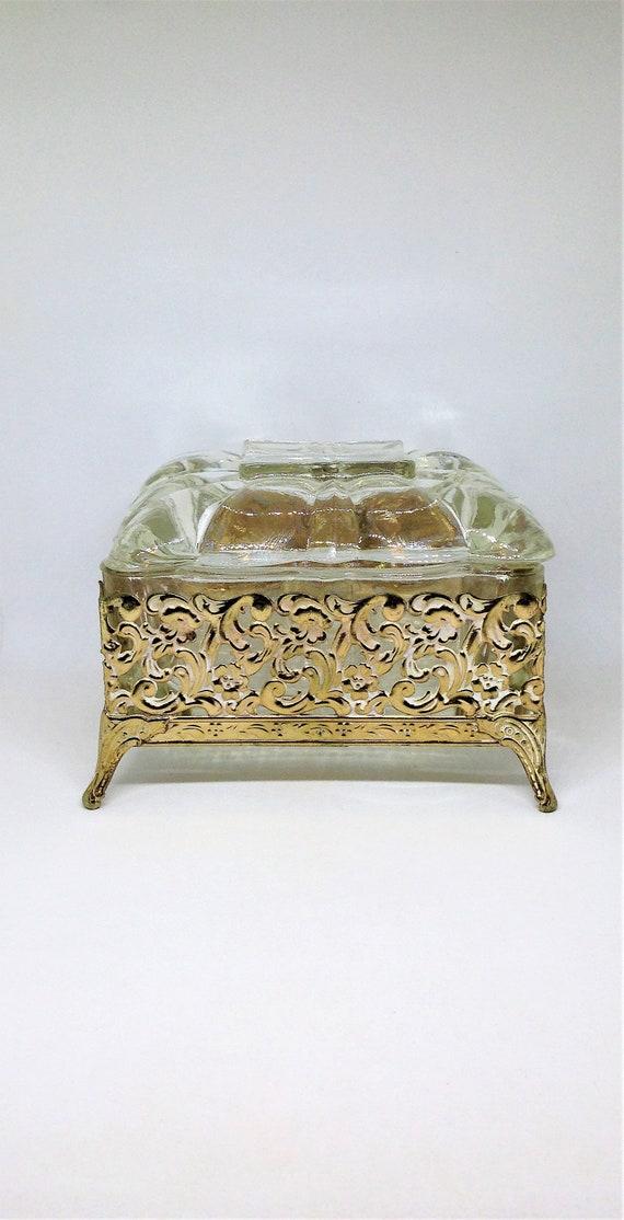 Victorian Shabby Jewelry boxBook Jewelry BoxBook of Treasures Jewelry BoxParis apartment decorfrench Victorian vanity  decor
