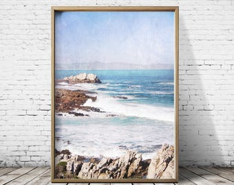 Beach Decor Ocean Print Beach Print Ocean Decor Beach Art Ocean Art Beach Photography