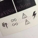 HP decals