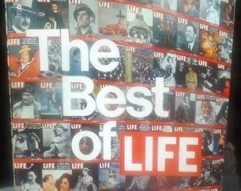 Vintage (1975) LIFE Magazine Best of Life photo pictorial issue.  Iconic, award-winning photographs of significant events in history.