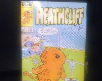 Vintage (1980s) Heathcliff Vol 1 No 10 Star Comics   Marvel Comics Group (September, 1986) comic book   graphic novel. Printed in USA.