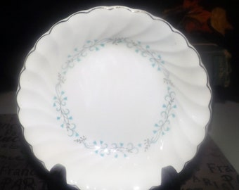 Early mid-century Sovereign Potters Sonata   Johnson Brothers JB845 fruit nappie   dessert bowl. Sold individually.