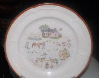 International China Waverly SY19275 Salad Plate