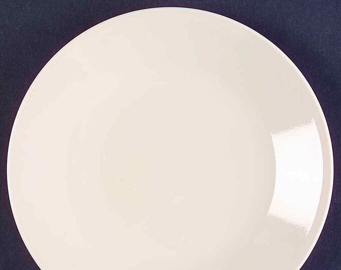 Corelle | Corning USA | Corningware Sandstone Sandstone all-beige bread-and-butter, dessert, or side plate.