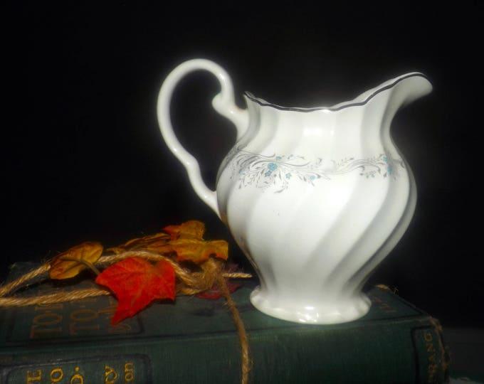Vintage (1960s) Sovereign Potters Charmian R110-62 large creamer or milk jug.