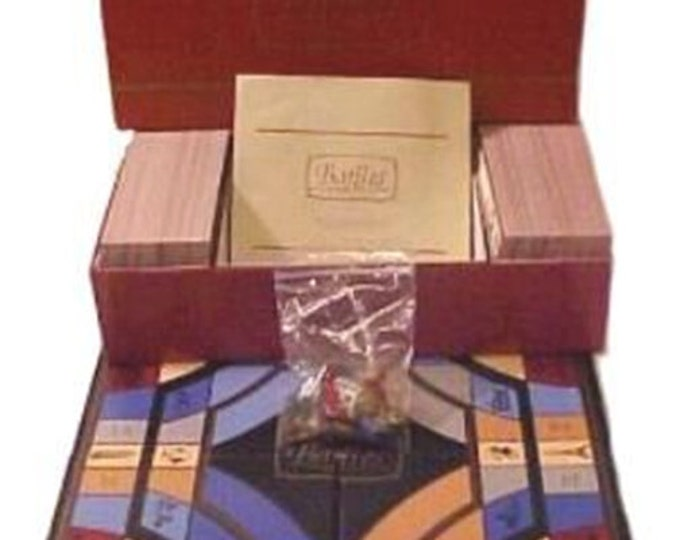 Vintage (1986) Baffles Intriguing Game of Words published by Chieftain Games.  In like-new condition.