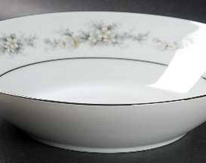Vintage (1980s) Noritake Melissa 3080 coupe soup bowl made in Japan. Sold individually.