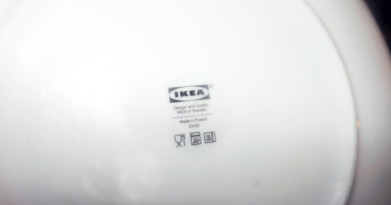 IKEA Gloedande | Glodande 23102 dinner plate | charger