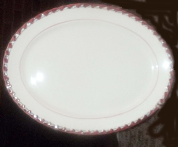 Vernon Kilns Cup /& Saucer Monterey Pattern Minty Condition One 5 Avaiable 1