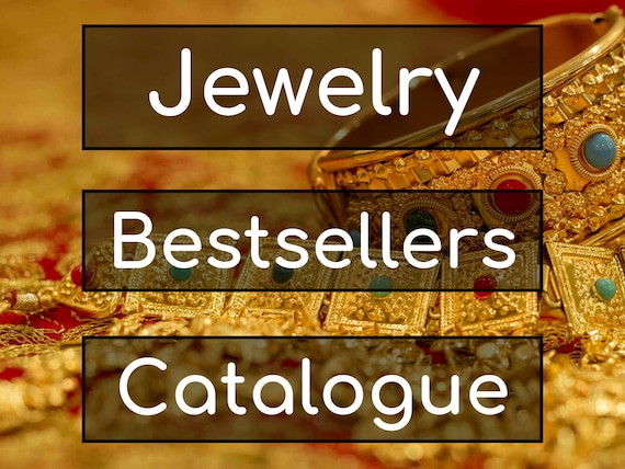 Bestsellers Jewelry Top Jewelry On Etsy Best Selling Etsy