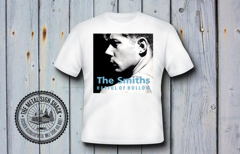 98df4ba5 The Smiths Hatful Of Hollow T Shirt Mens 1980s Retro | Etsy