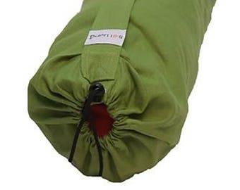 Drawstring Yoga Mat Bag - Cotton Yoga Mat Bag - Cotton Yoga Sling - Yoga Mat Carrier - Yoga Mat Bag  - Mat Bag - Yoga Bag - Pilates Bag