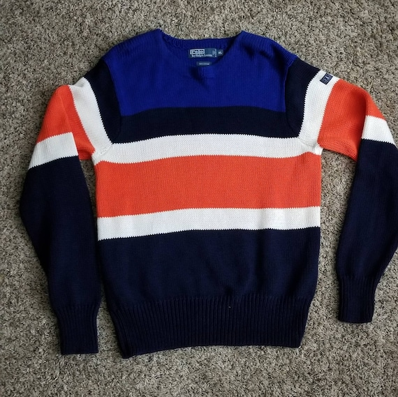Vintage Ralph Lauren Polo Yacht Club Sweater