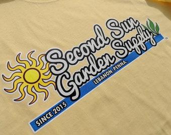 Second Sun Garden Supply T-Shirt