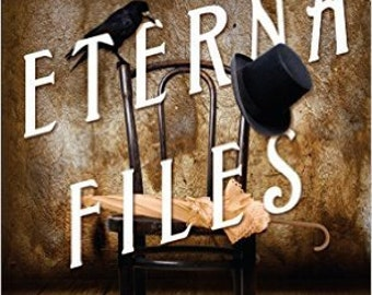 Signed: The Eterna Files (Book One) Mass-Market Paperback from Tor Books - Gothic Victorian Paranormal Fantasy / Steampunk/Gaslamp/Dreadpunk