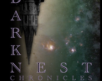 Signed, Personalized copy of The Dark Nest Chronicles by Leanna Renee Hieber