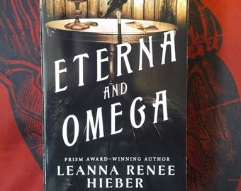Eterna and Omega (Eterna Files 2) : Signed, Personalized Mass-Market Edition