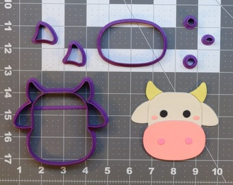 Cow Abduction 266-847 Cookie Cutter Set