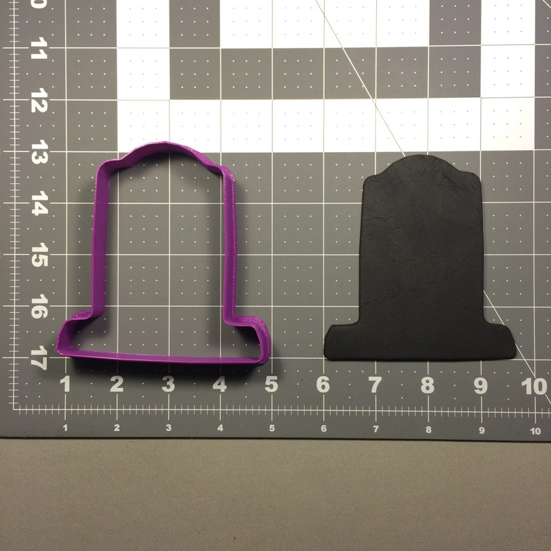 Tombstone 101 Cookie Cutter