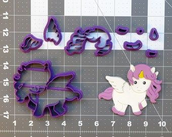 Cute Pegasus 266-781 Cookie Cutter Set