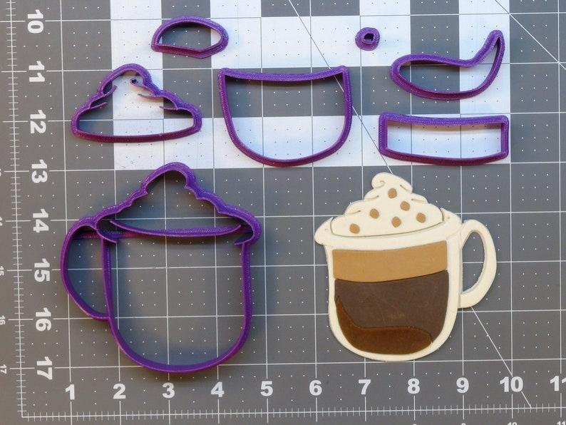 Hot Cocoa 266-A279 Cookie Cutter Set